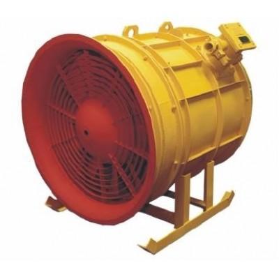 Вентилятор шахтный местного проветривания ВМЭ-12А