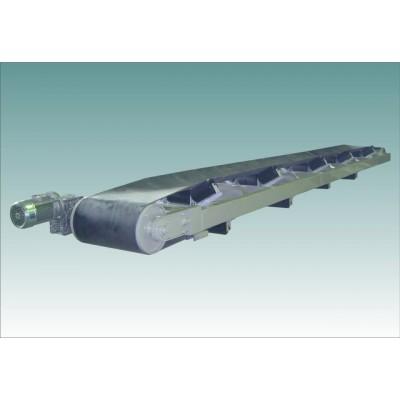 Конвейер ленточный роликовый желобчатый облегченный УКР-01