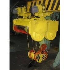 Таль электрическая канатная 2ТЭ 12500-20