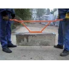 Захват продольный для бордюров (800мм) (MBS06)