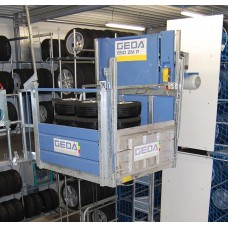 Грузовой подъемник GEDA 850 ZM P