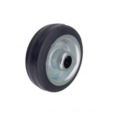 Колесо 85x22 ось 12x32 (000-001-085) металл/резина Lw