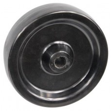 Колесо 125x35 ось 12x39 (000-049-080) бакелит Ls