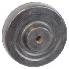 Колесо 100x32 ось 10x50 (000-075-100) резина K Ls