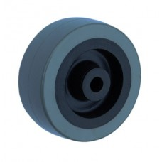 Колесо 50x20 ось 6x24 (000-101-050) пластик/полиуретан Ls