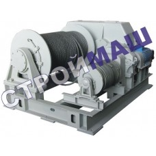 Лебедка электрическая ЛЭМ-15Б