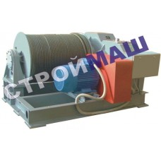 Лебедка электрическая ТЭЛ-20