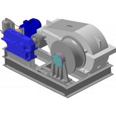 Лебедка электрическая ЛЭМ-10