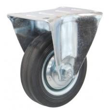 Колесо А 100 (003-001-100) с кронштейном металл/резина