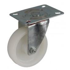 Колесо А 100 (001-022-100) с кронштейном поворотным полиамид с роликовым подшипником
