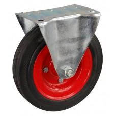 Колесо А 160 (003-009-160) с кронштейном металл/резина сборный диск