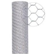 Сетка гексагональная оцинкованная 1.0m/25m 15.6x 0.70 BWG22