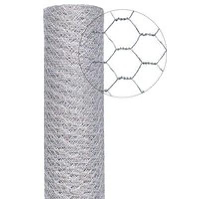 Сетка гексагональная оцинкованная 1.0m/25m 9.5x 0.56 BWG24
