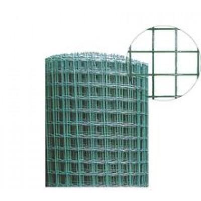 Сетка квадратная с полимерным покрытием 1.0m/25 12.7x0.70/1.1