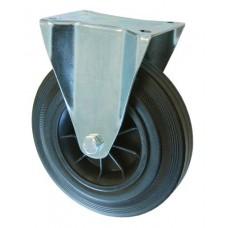 Колесо А 200 (003-005-200) с кронштейном пластик/резина