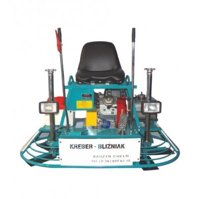 Затирочная  машина Kreber K-446-2 (105000) Honda GX690 2-роторная