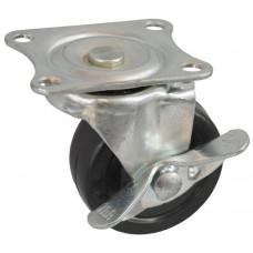 Колесо J 50 (272-071-050) с кронштейном поворотным резина с тормозом
