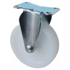 Колесо F 100 (203-023-100) с кронштейном полиамид с с роликовым подшипником