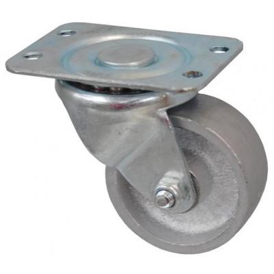 Колесо K 75 (291-095-075) с кронштейном поворотным чугун