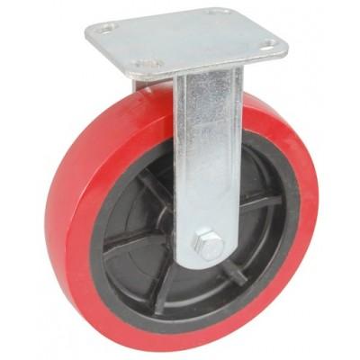 Колесо SA 150 (303-210-150) с кронштейном пластик/полиуретан