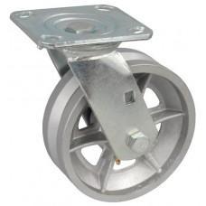 Колесо SA 125 (301-235-125) с кронштейном поворотным чугун V