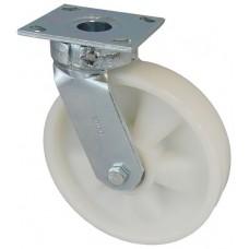 Колесо SC 200 (305-030-200) с кронштейном поворотным полиамид с подшипником