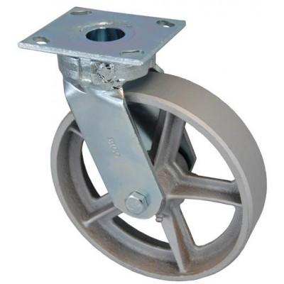 Колесо SC 200 (305-230-200) с кронштейном поворотным чугун
