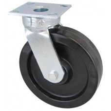 Колесо SC 125 (305-046-125) с кронштейном поворотным фенол