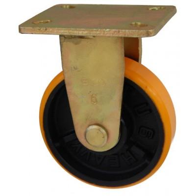 Колесо SG 75 (331-223-075) с кронштейном поворотным чугун/полиуретан