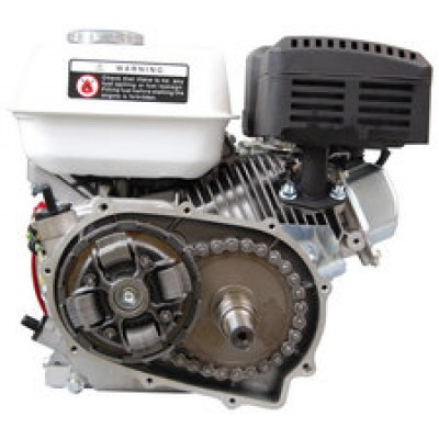 Бензиновый двигатель 168F-I B 6.5 HP четырехтактный