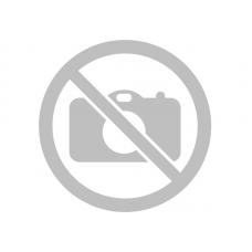 Колесо А 100 (001-063-100) с кронштейном поворотным пластик/TPR